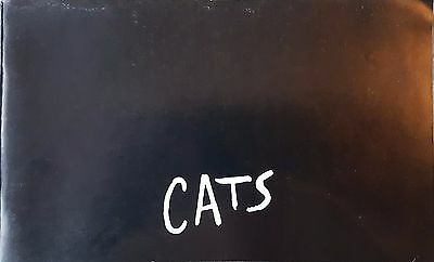 Cats New London Theatre Programme 1991