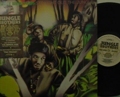 JUNGLE BROTHERS - Straight Out The Jungle ~ VINYL LP
