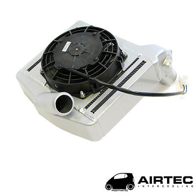 Smart 451 Airtec Intercooler - Black