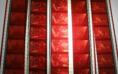 Disney's - The Black Hole-  Rare Unmounted 35mm Film Cells - 5 Strips