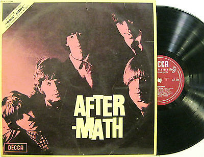 """THE ROLLING STONES """"AFTERMATH""""  lp Italy mono"""