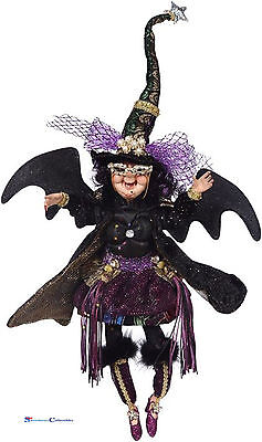 "Mark Roberts Halloween 5168104 Wiley Witch Sm 10.75"" New 2016"