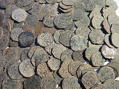 *Patony* 1=Lot 6 coins of the dynasty of Philip II of Spain. Years 1500-1600(1)