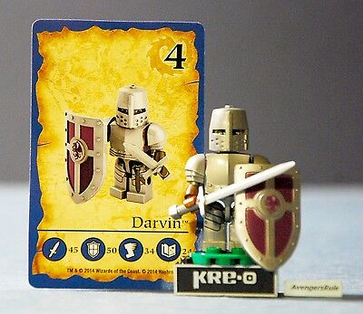Kre-O Dungeons & Dragons Series Collection 2 Darvin