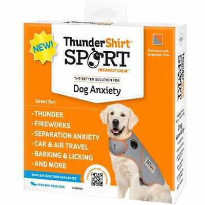 Thundershirt Sport Dog Anxiety Solution  XSmall