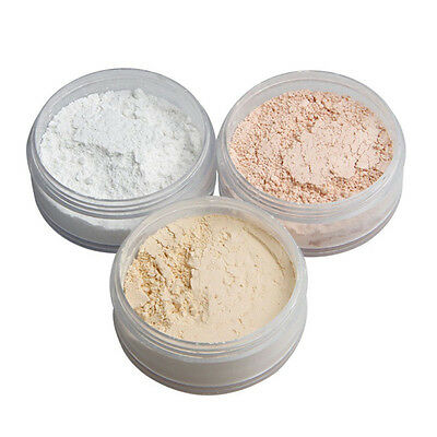 Finish Powder Face Loose Powder Translucent Smooth Setting Foundation Makeup New