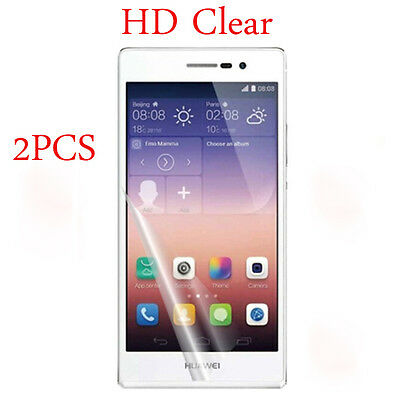 2PC Front Protective Screen Protector Film Foils Cover for HUAWEI Phones