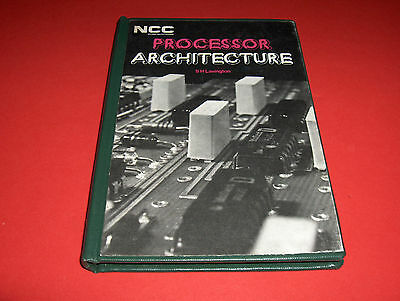 1976 Buch Processor Architecture Digital Electronics Computer Systems Memory