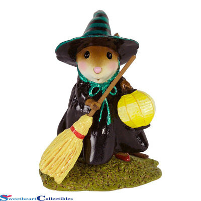 Wee Forest Folk 2016 Halloween Little Witch with Lantern M583