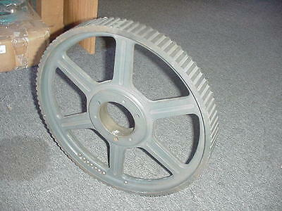 Browning 96H150-Sf Timing Belt Pulley Non Flanged New Surplus Uses Sf Bushing