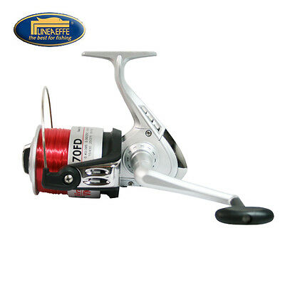 Lineaeffe Silk 70 Sea Spinning, Beach Fishing Front Drag Reel Pre-Loaded Line