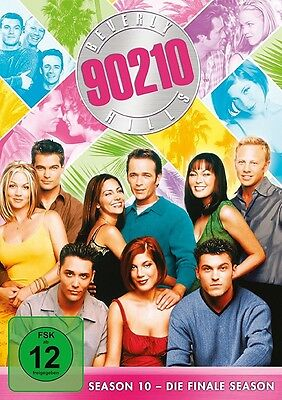 Beverly Hills 90210 Season10 Mb  6 Dvd Neuf  Jennie Garth/vincent Young/+