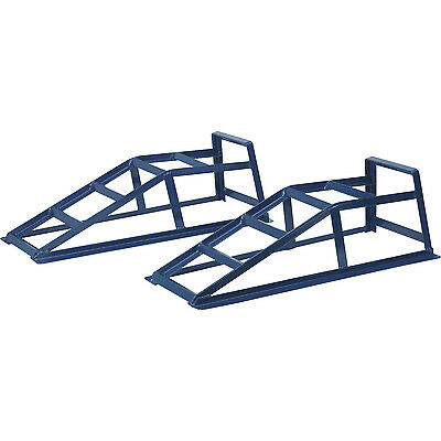 SEALEY CAR2000 Car Ramps - 2 Tonne Capacity Per Pair