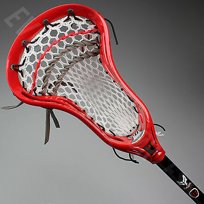 NEW Warrior Rabil Next 2 Complete Attack Lacrosse Stick - Red Lists @ $55