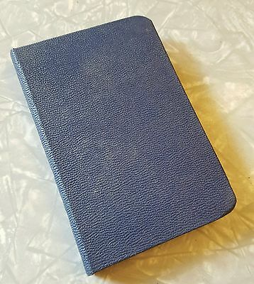 1975 Official Cipher of the Masonic Temple ~ 16th Printing