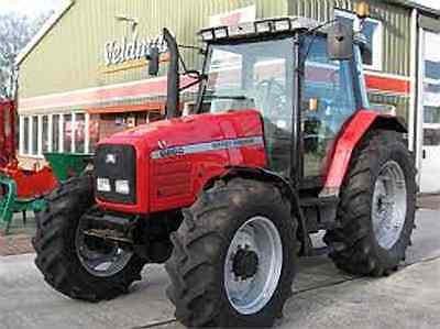 Massey Ferguson 6200 series all models Workshop  Manual Printed