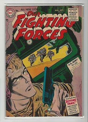 Our Fighting Forces # 6