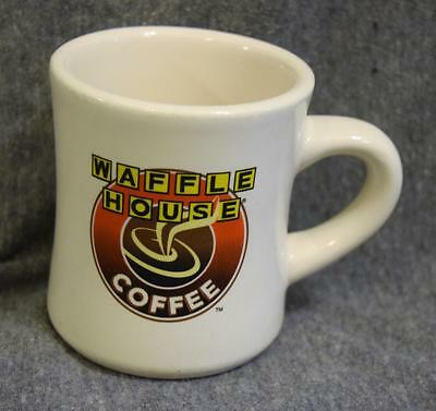 Vintage Heavy Restaurant Ware Waffle House Coffee Cup Mug MINT