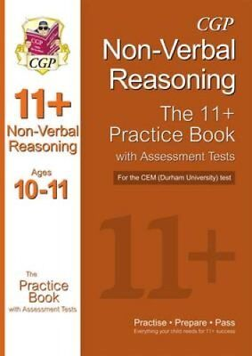 11+ Non-verbal Reasoning Practice Book with Assessment Tests (A... 9781847625663