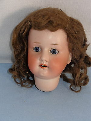 Antique Germany Bisque Doll Head Only Heubach Koppelsdorf 250