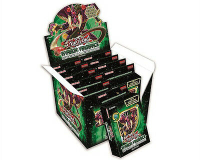 Yu-Gi-Oh Invasion Vengeance Special Edition Display Box of 10