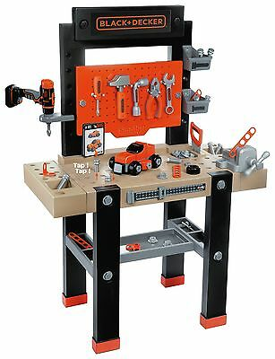 Smoby Black and Decker The Bricolo Centre. From the Official Argos Shop on ebay