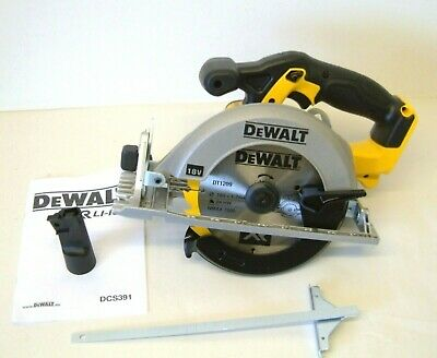 DeWALT DCS391N 18v XR CIRCULAR SAW NAKED BODY ONLY NEW