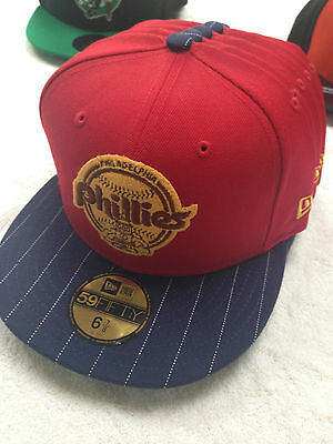 New Era Philadelphia Phillies Snapback 59Fifty Baseball Cap