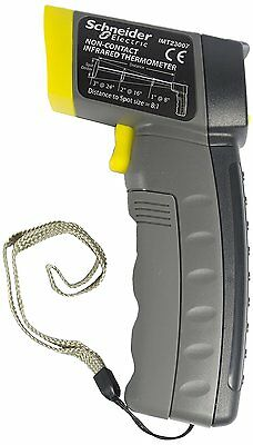 Schneider Electric Rapitest Infrared Thermometer with LED Readout Display
