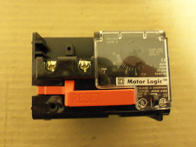 New Motor Logic Solid State Overload Relay 9065SS110 9 to 27 Amps 3 Pole