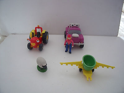 Tractor Tom , Fi, Vehicle, Figures - Bundle/lots