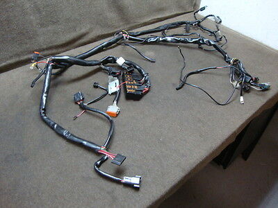 harley flh wire harness harley davidson wiring harness connectors Harley Stereo Wiring Harness 01 2001 harley flh flhrci road king classic wire harness, main wiring harness for harley davidson radio harley flh wire harness harley stereo wiring harness