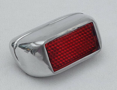 Vespa Scooter VL1 VB1 VBB VLA GS GL Tail Light Siem NOS Lamp