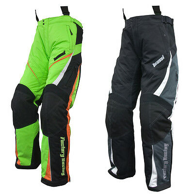 Men's Mossi Elite FRT Snowmobile Bibs Pants Winter Weatherproof Waterproof
