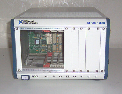 PXIe-1062Q Mainframe National Instruments PXI-Express 8 slots