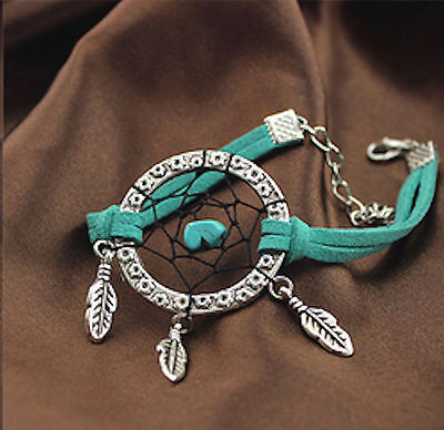 Horse & Western Jewellery Jewelry Ladies Native Usa Style Dream Catcher Bracelet