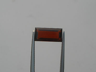 Garnet Baguette Loose Natural Gem 10 x 5mm