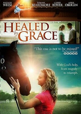 HEALED BY GRACE New Sealed DVD