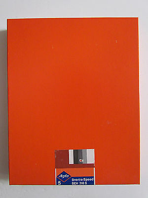 NIB Vintage Agfa Brovira Speed photographic paper White Glossy 8x10 100 sheets
