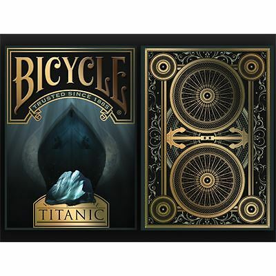 MAGIC: Titanic Deck (Death) by USPCC - Trick
