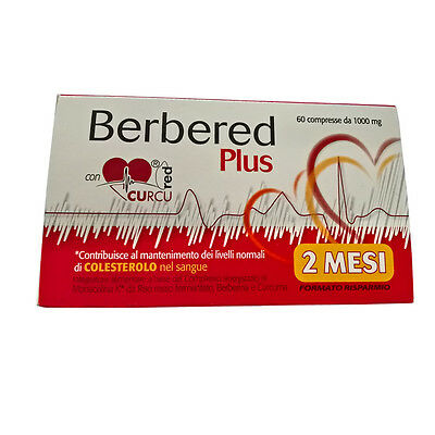 SELERBE Berbered Plus (2 mesi) 60 compresse da 1000mg A935771055