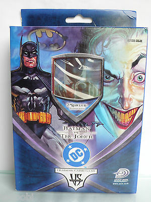 Starter Set DC BATMAN vs. The JOKER Upper Deck Entertainment DC Comics