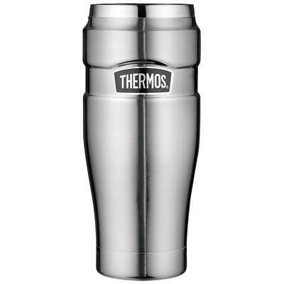 Thermos Isoliertrinkbecher Stainless King Steel 0,47 Liter Edelstahl Trinkbecher