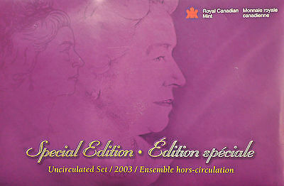 2003-WP Canada Special Edition Coronation Proof Like Set