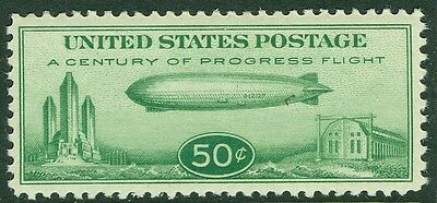 USA : 1933. Scott #C18 Very Fine, Mint Never Hinged. Perfect gum.