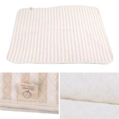Baby Changing Mat Travel Nappy Clean Fold Toddler Child Newborn Stripes - CB