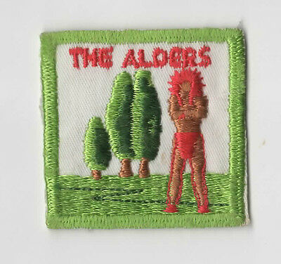Scouts Canada Ontario The Alders - Woven Back A6