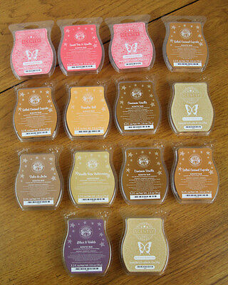 Scentsy bars Large LOT of BARS. ALL NEW, ALL FULL
