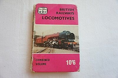 1959 BR Locomotives Motive Power Combined Volume Book Ian Allan