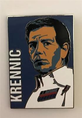 Disney Star Wars Rogue One Reveal Conceal Limited Release Krennic Pin